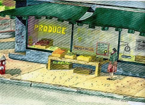 Market Day by Melody Allen