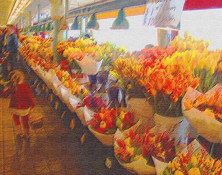 Lydia L Kramer - Market Flowers