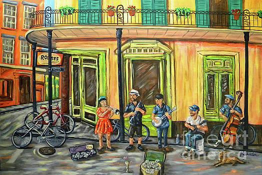 Market Musicians by JoAnn Wheeler