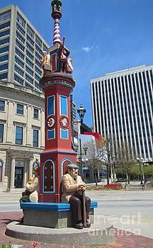 John Malone - Market Square Statue