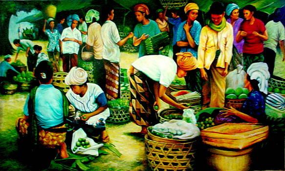 Market by Yuki Othsuka