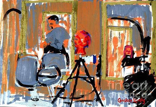 Mark's Salon by Candace Lovely