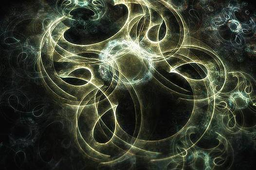 Marksman #digitalart #fractals by Michal Dunaj