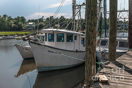 Dale Powell - Marla Brooke Shrimp Boat
