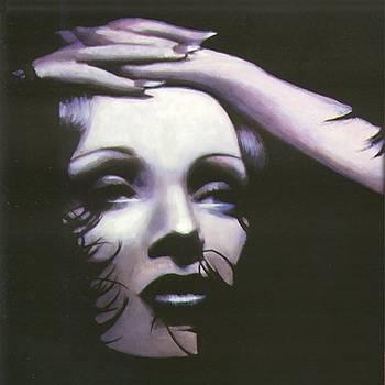 Marlene Dietrich by Elizabeth Silk