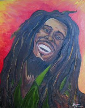 Marley In The Moment by Stephen Bruce