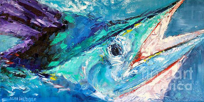 Marlin Three by Alan Metzger