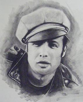Marlon Brando by Cynthia Campbell