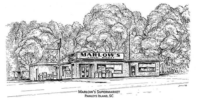 Greg Joens - Marlows Market