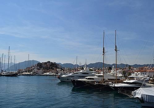 Tracey Harrington-Simpson - Marmaris Yachting Marina