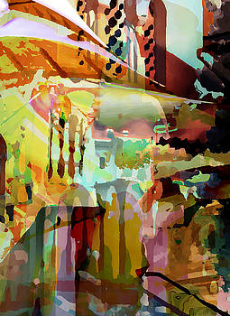 Marrakesh Arches by Sarah Vernon