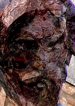 Marred Visage 6 by Kathleen Luther