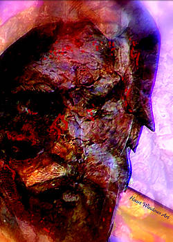 Marred Visage by Kathleen Luther