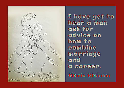 Marriage Advice by Peggy Lipschutz