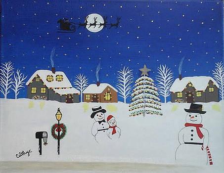 Marry Christmas by Catherine Velardo