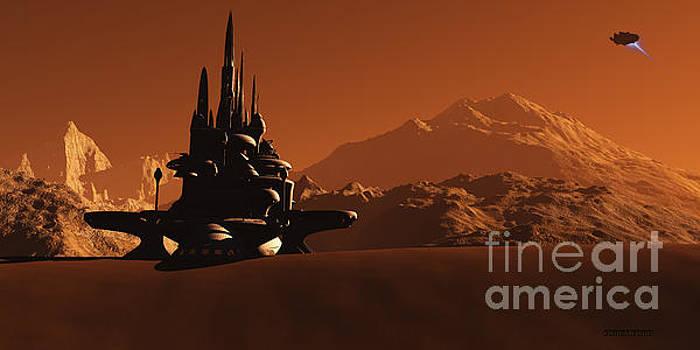 Corey Ford - Mars Habitat