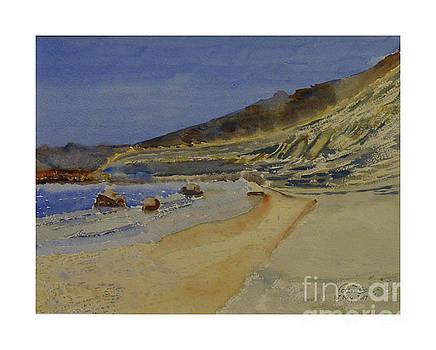 Marsalforn Gozo by Godwin Cassar
