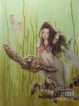 Marsea Mermaid by Jana Furzer