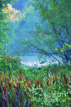 Marsh and Pond by Kerri Farley