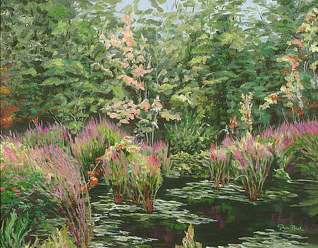 Marsh at Tillman by Joyce Nash