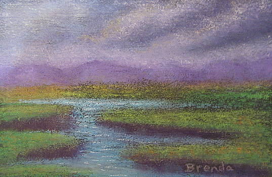 Marsh by Brenda Maas