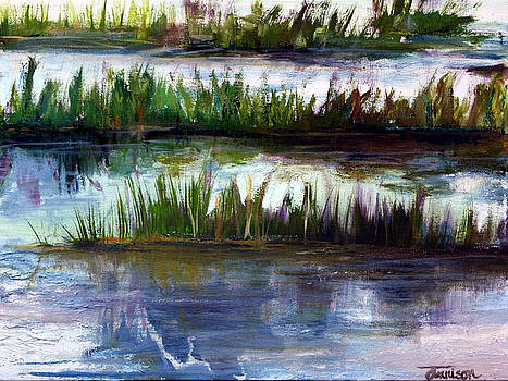 Marsh Grass by Jill Tennison