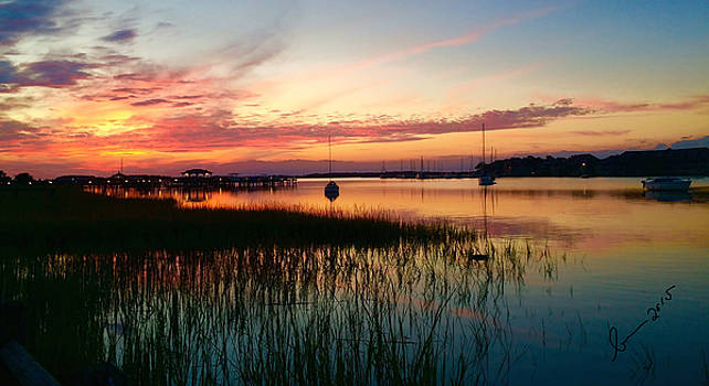 Bonnes Eyes Fine Art Photography - Marsh Landing