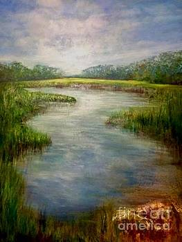 Marsh Life by Susan Abell
