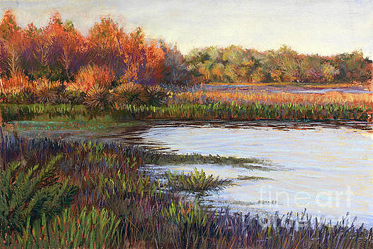 Marsh Morning by Deb LaFogg-Docherty