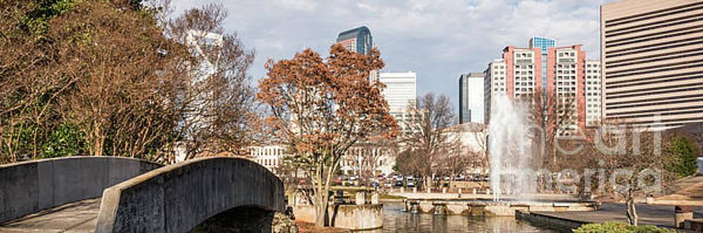 Paul Velgos - Marshall Park Charlotte Panorama Photo