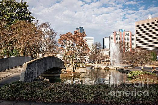Paul Velgos - Marshall Park in Charlotte North Carolina