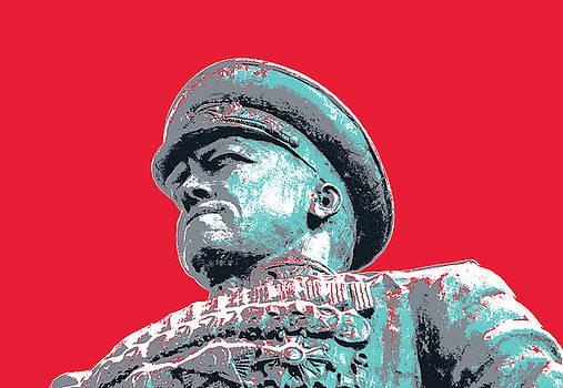 Marshall Zhukov by Shay Culligan