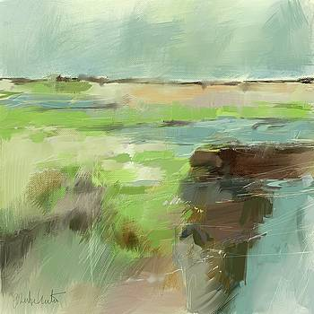 Marshes by Gilberto De Martino