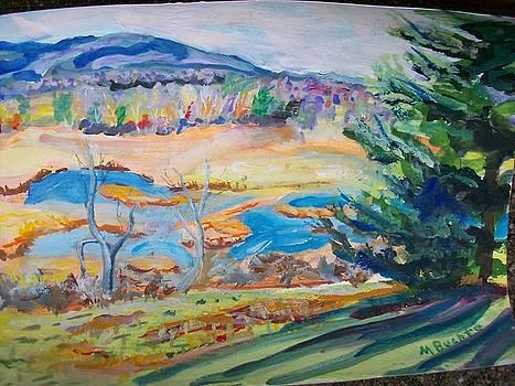 Marshlands by Margaret Buchte