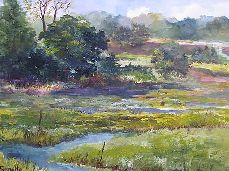 Marshlands by Nancy Henkel Schulte