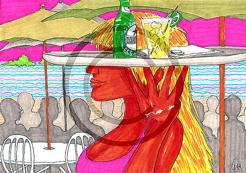 Marta by Ozy Kroll