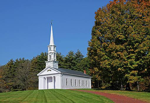 Martha Mary Chapel by Liz Mackney
