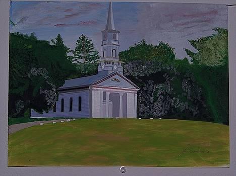 Martha Mary Chapel by William Demboski