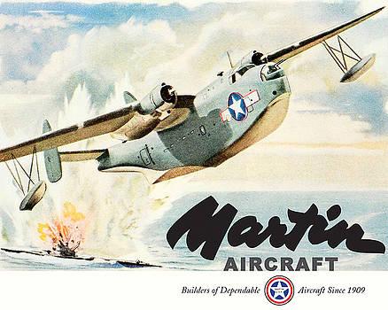 Martin Aircraft by Christi Studio