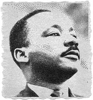 Martin Luther King by Emeka Okoro