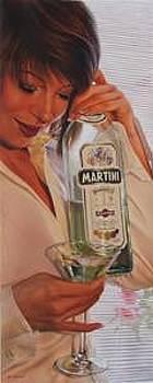 Martini by Denis Eutikhiev