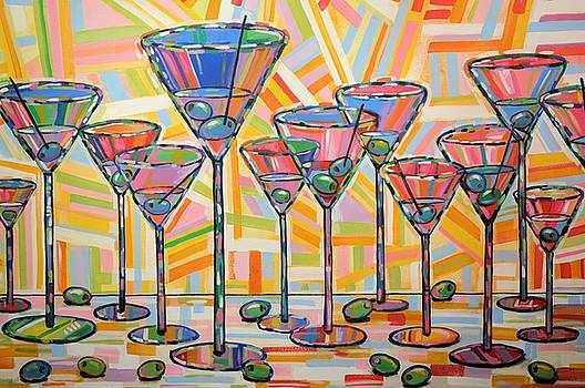 Martini Hour by Amy Giacomelli