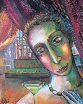Elisheva Nesis - MARTINI OLIVE WOMAN