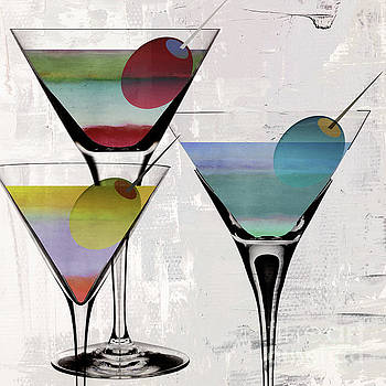 Martini Prism by Mindy Sommers