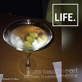 Martini - Quote by Italian Art