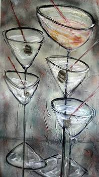 Martini Time by Chuck Gebhardt