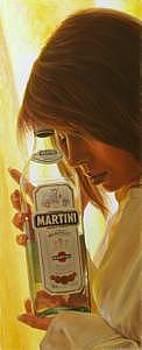 Martini1 by Denis Eutikhiev