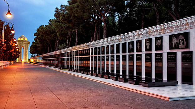 Martyrs Lane by Fabrizio Troiani