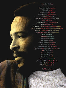 Walter Oliver Neal - Marvin Gaye - Save The Children