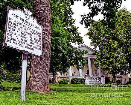 Mary Baldwin College - Staunton Virginia by Kerri Farley